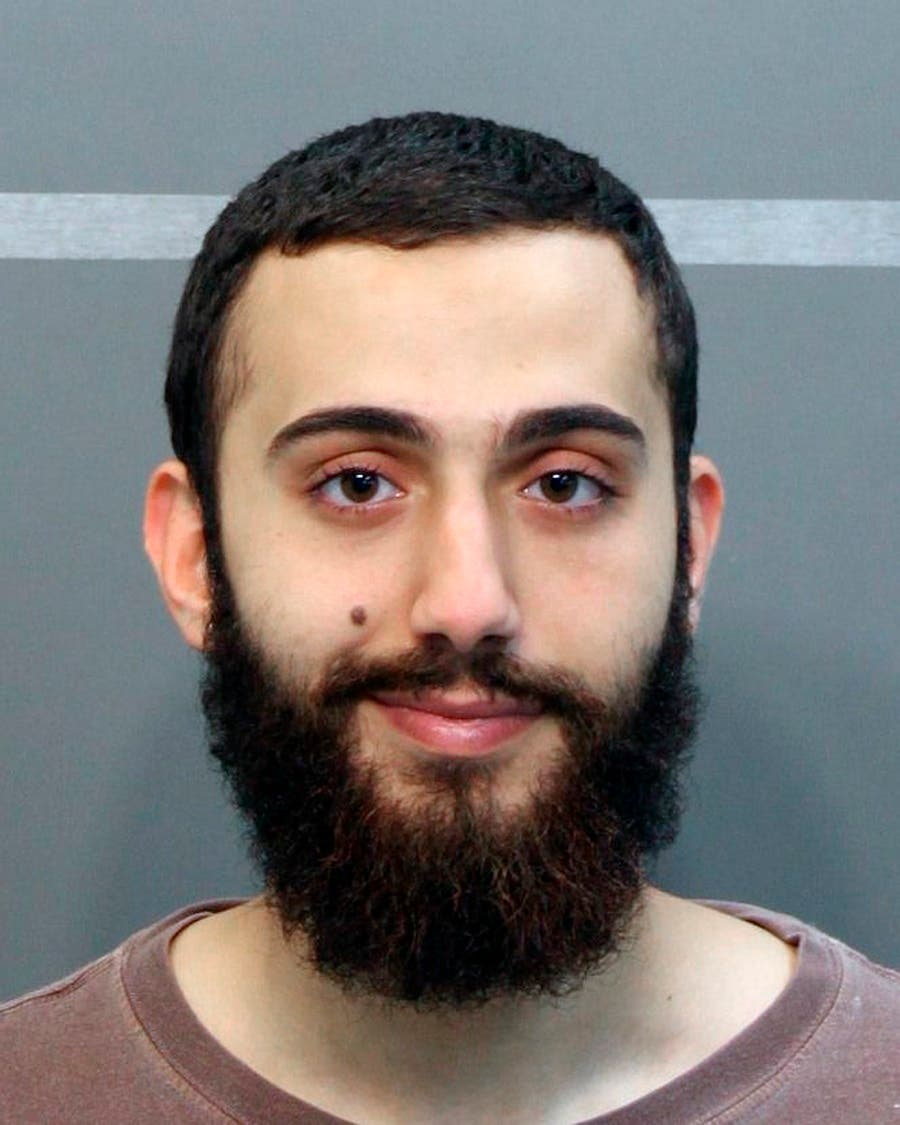 This April 2015 booking photo released by the Hamilton County Sheriffs Office shows a man identified as Mohammad Youssduf Adbulazeer after being detained for a driving offense. (AP)