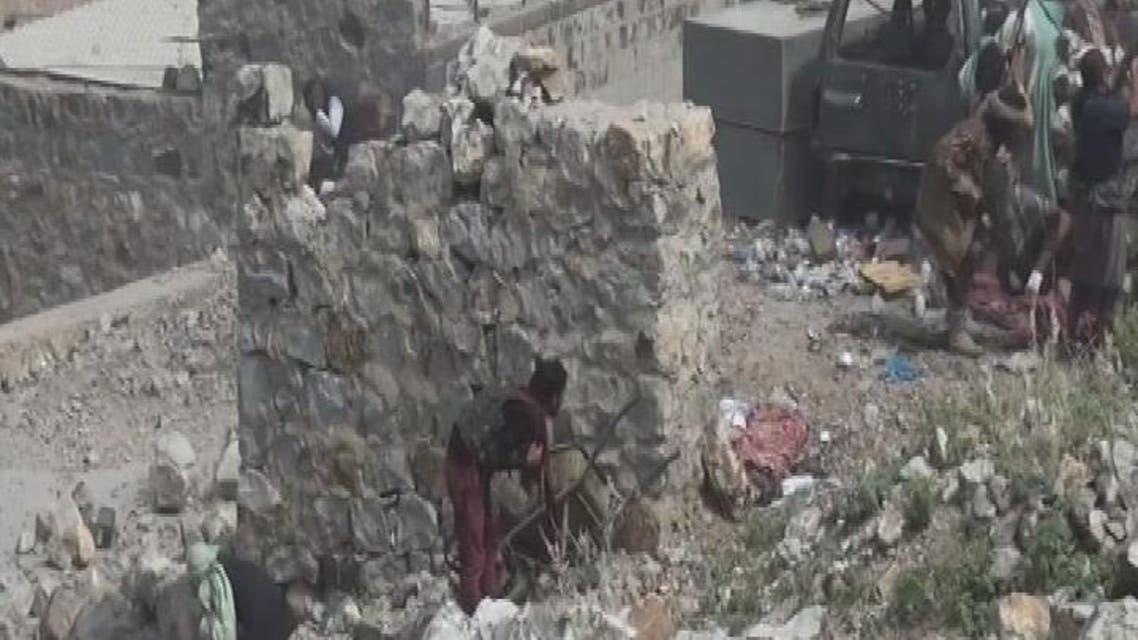 THUMBNAIL_ اشتباكات عنيفة على مدخل حي التواهي في عدن