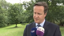 UK PM: Nuke deal does not mean aligning with Iran
