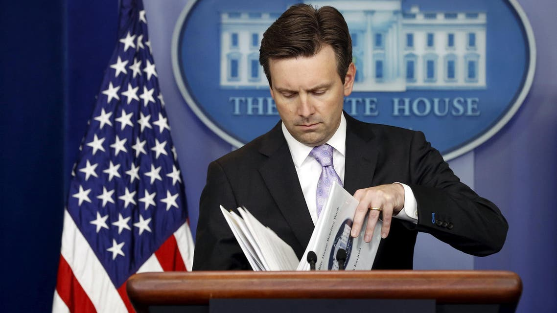 josh earnest u.s. press secretary reuters