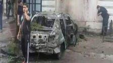 غزہ: مزاحمتی تنظیموں کی ملکیتی گاڑیاں دھماکے سے تباہ
