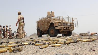 استعدادات عسكرية للمرحلة الثالثة من السهم الذهبي باليمن