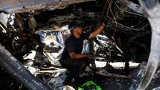 Gaza explosions target cars of Hamas officials