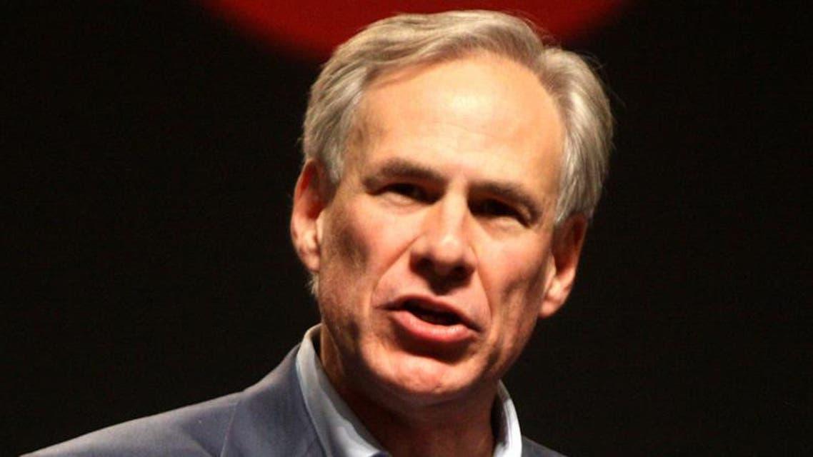 حاكم ولاية تكساس غريغ آبوت