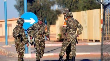 الجزائر.. مقتل 5 عسكريين في انفجار لغم زرعه إرهابيون
