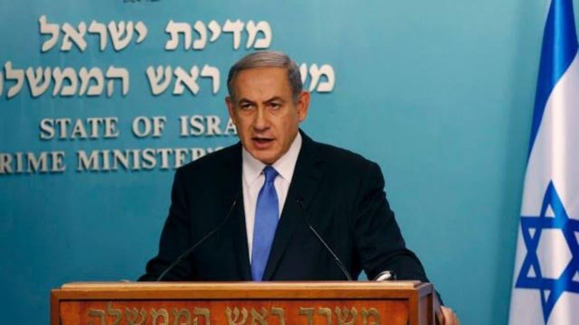 israel netanyahu reuters