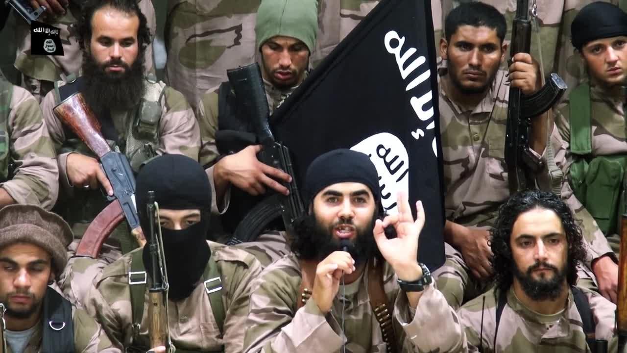 أبو أسامة المغربي داعش