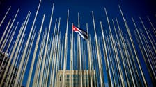 Cuba flag raised at U.S. state dept as diplomatic ties resume