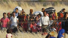 Turkey detains nearly 500 trying to cross from Syria