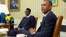 Obama meets with Nigeria's Buhari on countering Boko Haram