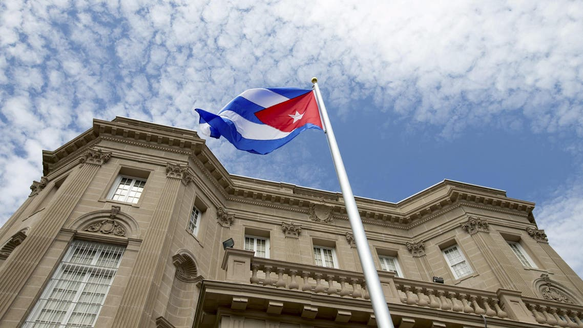 كوبا سفارة واشنطن
