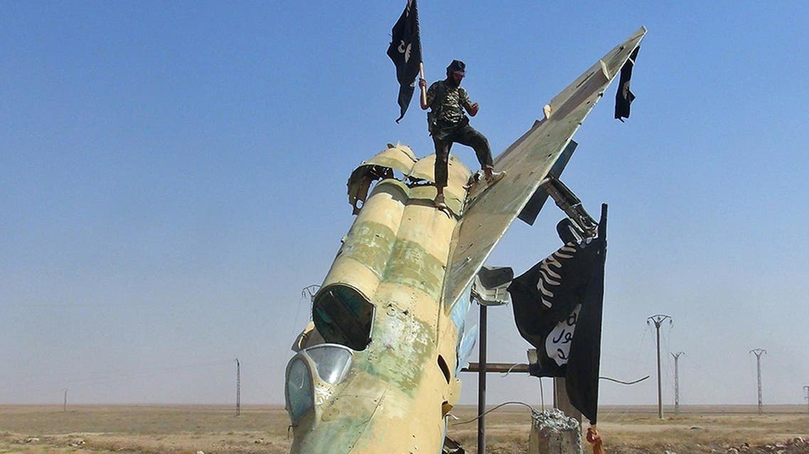 ISIS had given cafe owners four days from Sunday to disconnect wireless Internet networks used by residents. (AP)