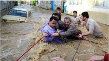 Iran state media say flash floods kill 11 people in north