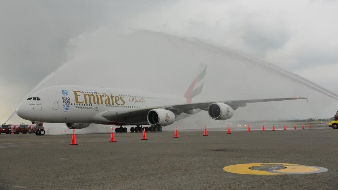 تايوان طيران الامارات