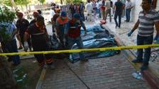 Turkey terror attacker identified