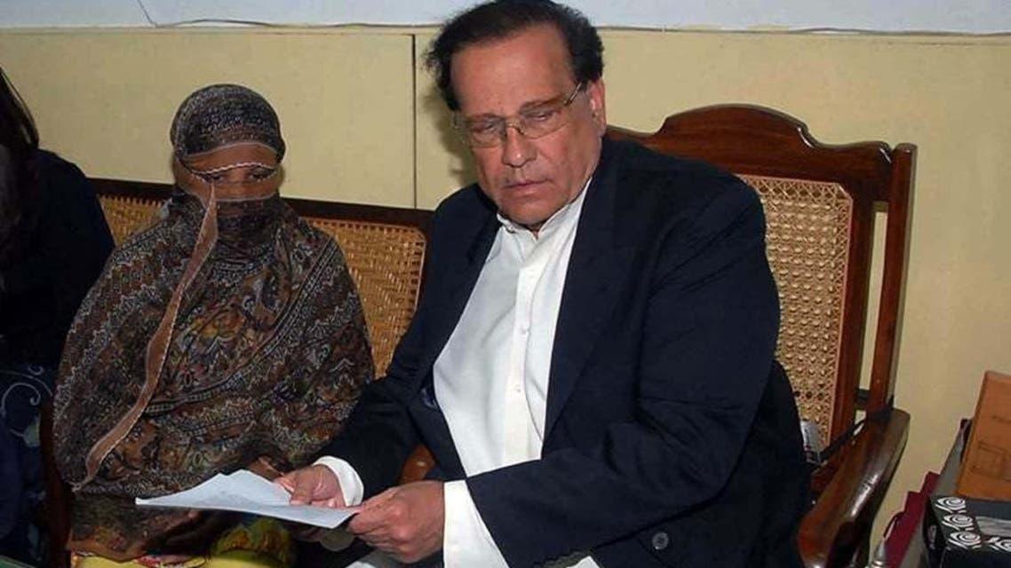 Salman Taseer Asia BiBi