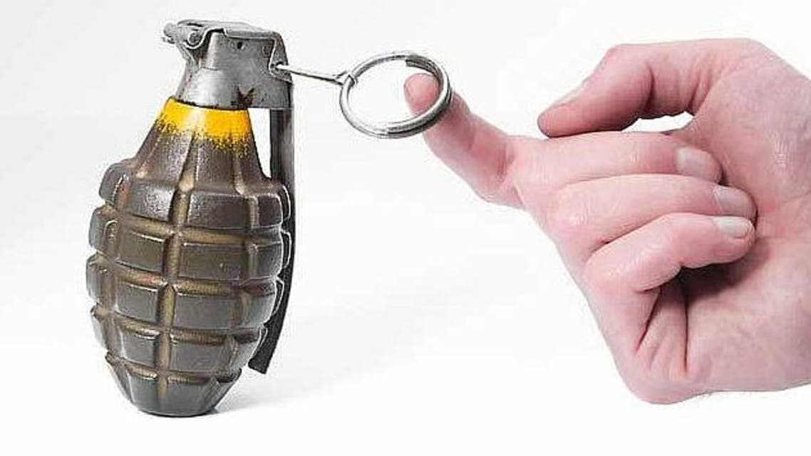 قنبلة يدوية