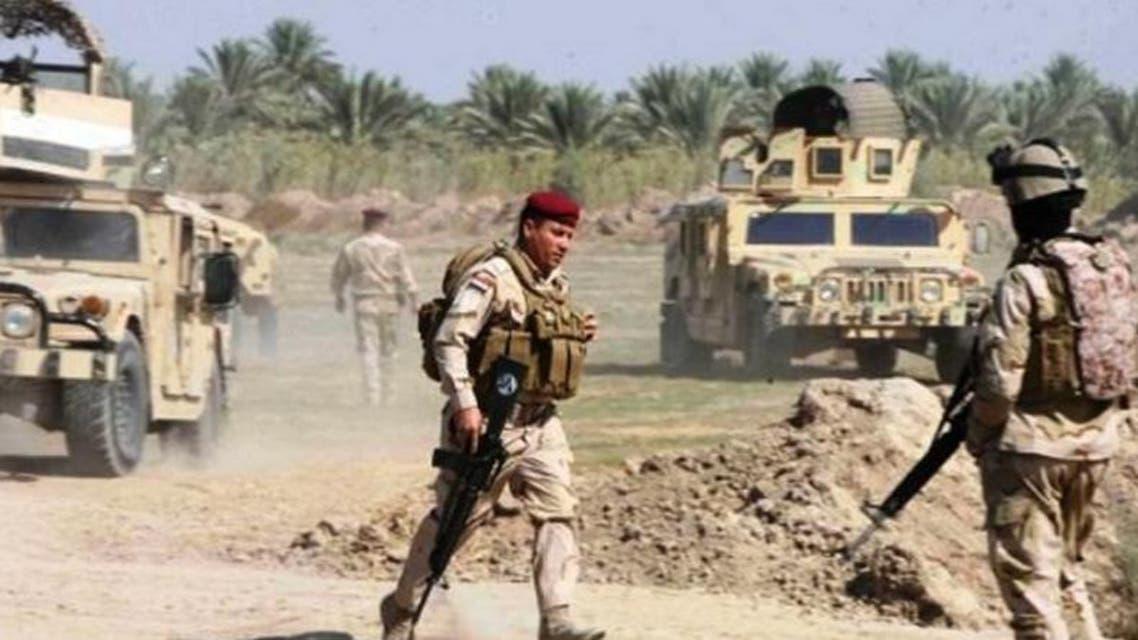العراق الجيش العراقي الحرب على داعش