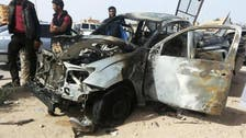 Two car bombs explode in eastern Libyan city of Derna