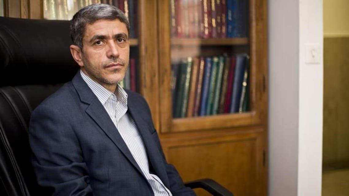 وزير الافتصاد الإيراني