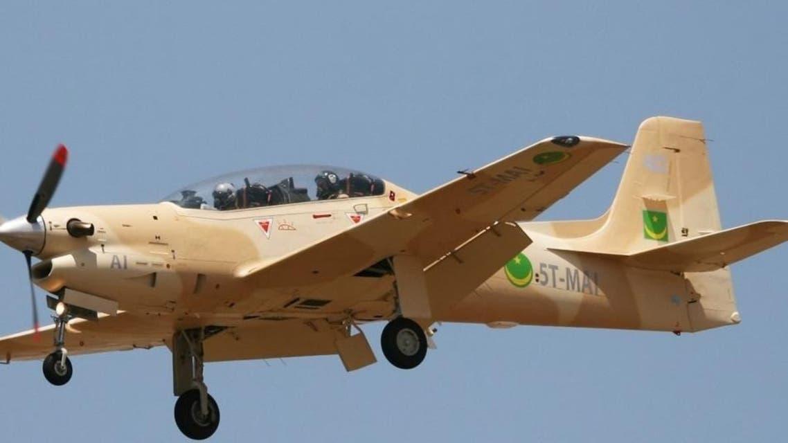 الطيران الحربي الموريتاني