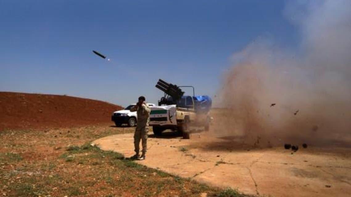 الجبهة الجنوبية درعا سوريا