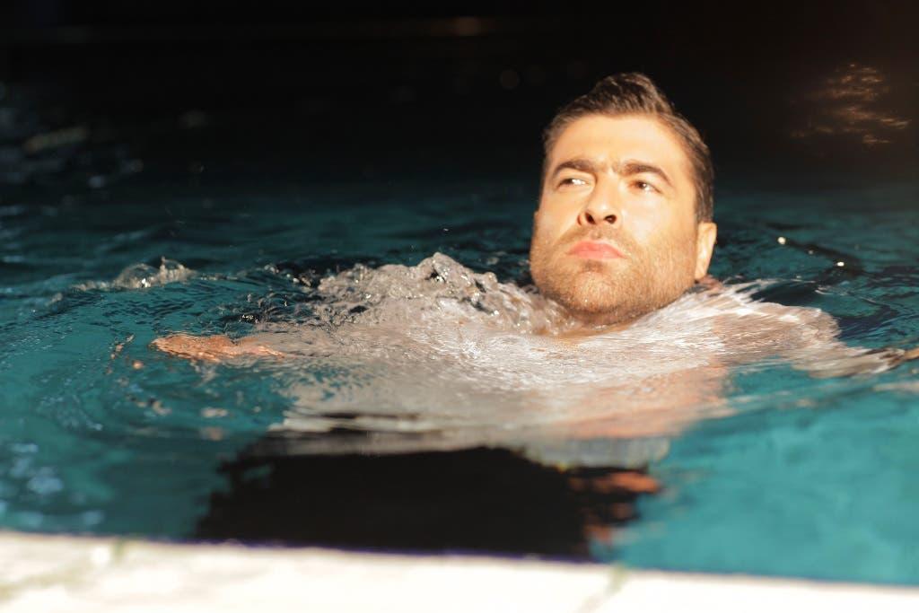مشهد آخر لوائل في المسبح
