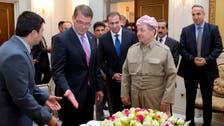 Peshmerga hailed as 'model' for fighting ISIS