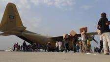Emirati plane brings aid to Yemen's Aden