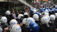 Turkish police break up anti-ISIS march in Ankara