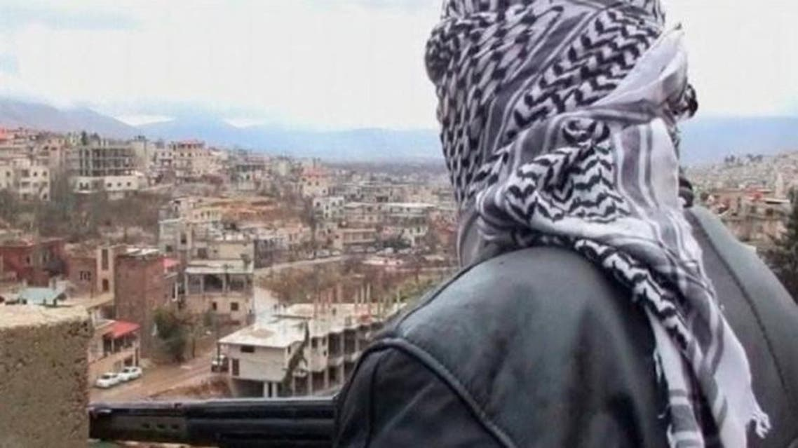الزبداني سوريا