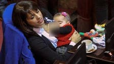 Photo of Argentinian lawmaker breastfeeding in parliament goes viral