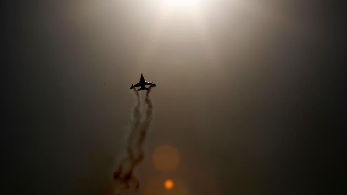 Turkey turkish air force jets warplanes military parade AP