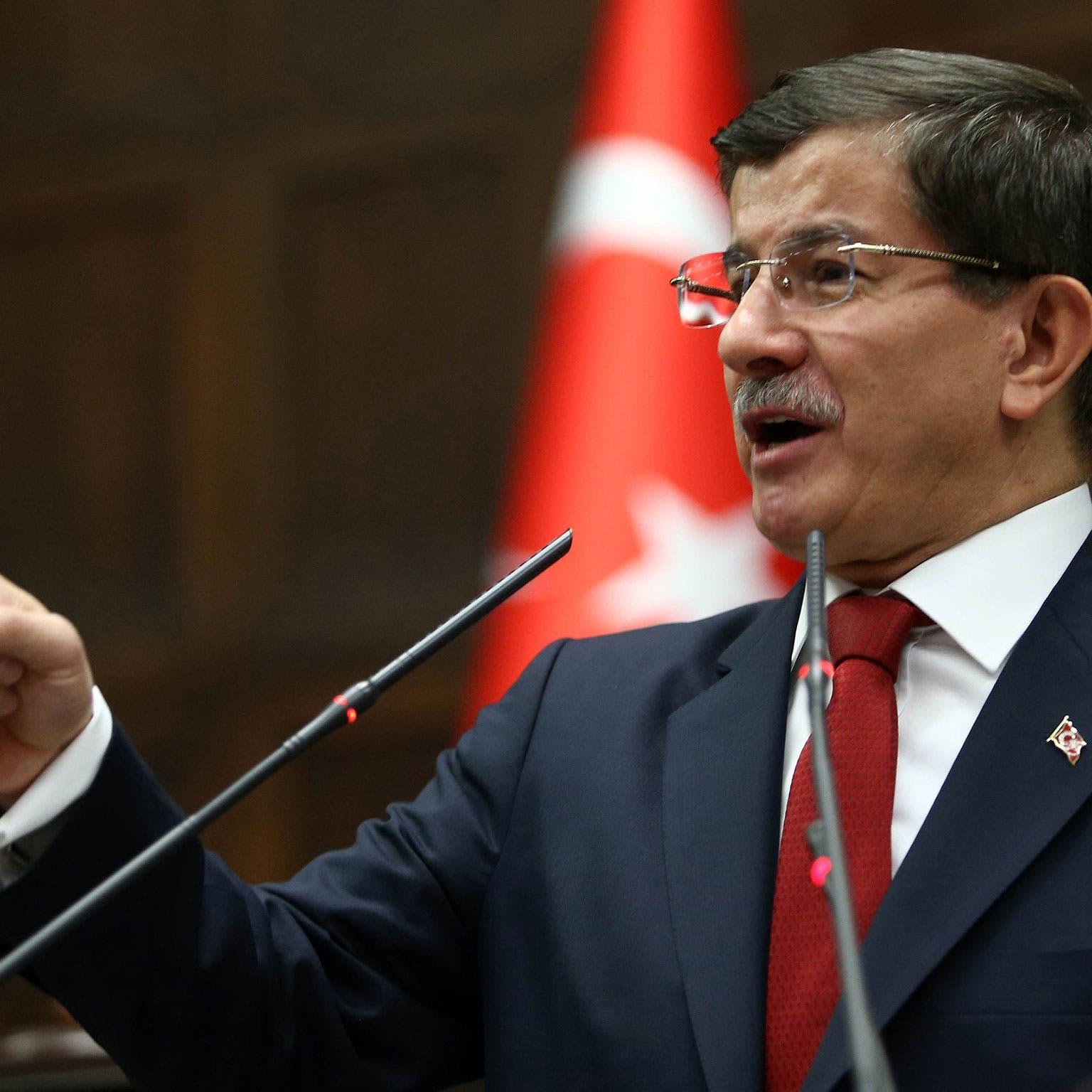 داود أوغلو يوجه انتقاداً لاذعاً لحزب أردوغان بعد هزيمة اسطنبول