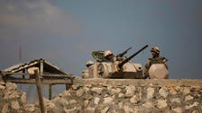 Egypt military says two soldiers, 64 militants killed in Sinai