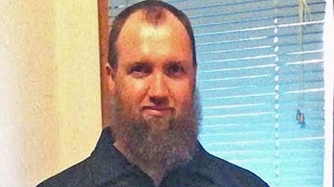 The Melbourne-based father-of-five, widely named as Islamic convert Adam Brookman surrendered to Turkish officials. (Photo courtesy: ABC News)