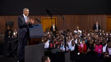 Obama urges young Kenyans to shape their future