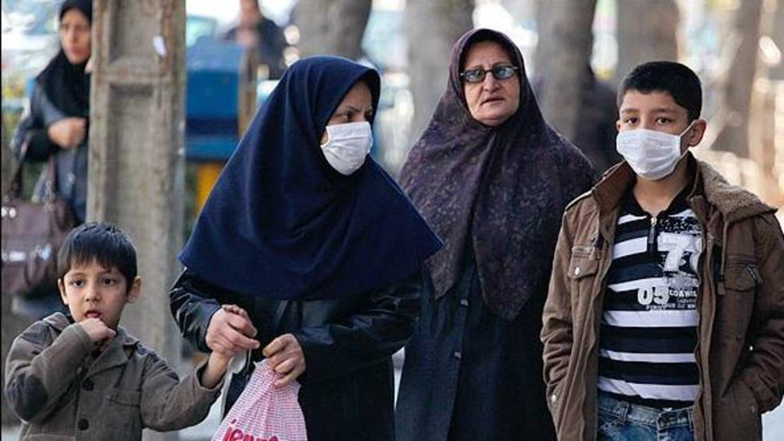 ایران آلودگی هوا