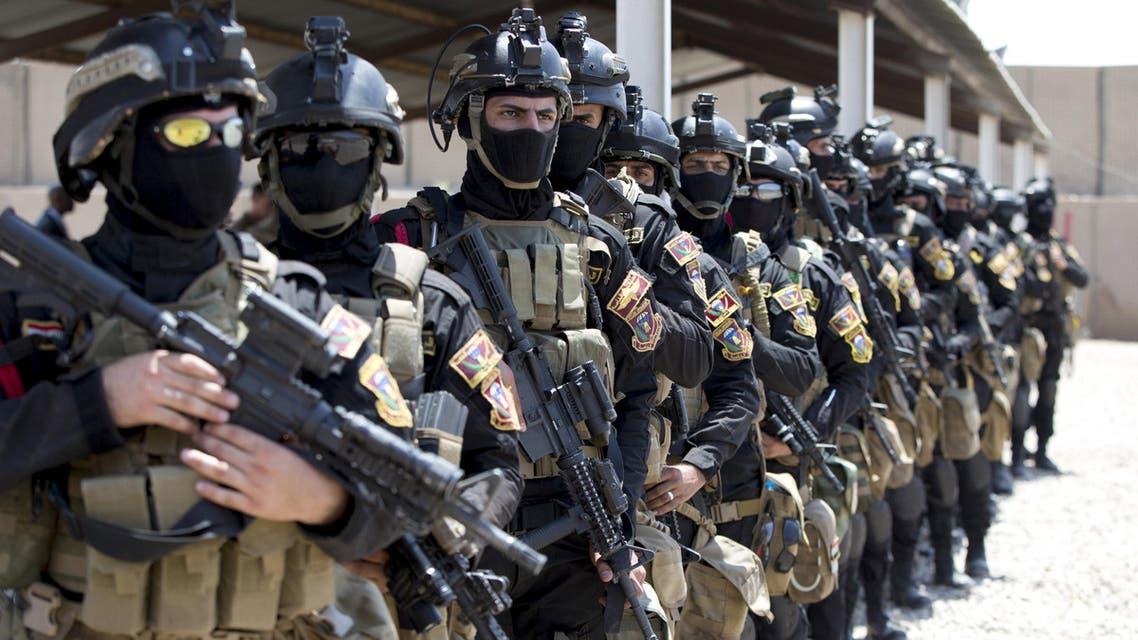 سازمان ضد تروریسم عراق