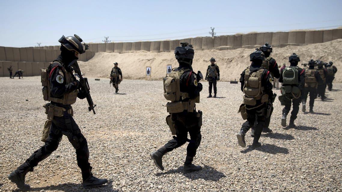 قوات مكافحة الارهاب العراقية (أرشيفية) القوات العراقية