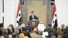 Assad admits shortfall in Syrian army capacity
