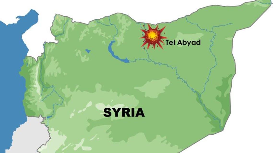 Infographic: ISIS bombs explode on Syria-Turkey border
