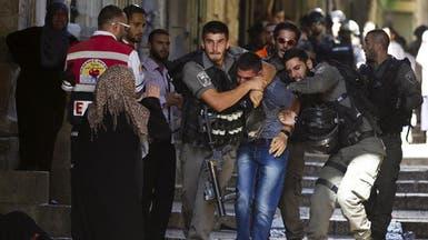 إسرائيل تقتحم الأقصى وتعتقل 3 فلسطينيين