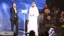 كاظم الساهر وحسين الجسمي يجمعهما دويتو مشترك في دبي
