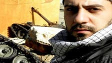 Syrian reporter killed by rebel fire near Damascus