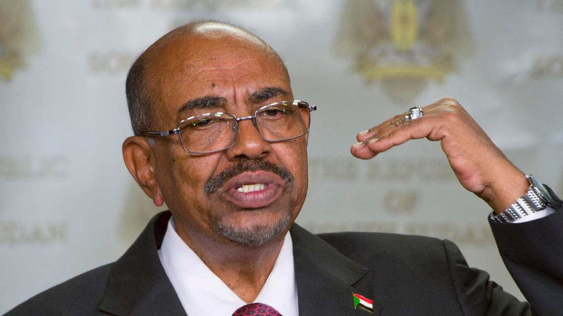 The visit came weeks after South Africa refused to arrest Bashir during an African Union summit. (File: AP)