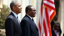 Obama vows to keep up pressure on Somalia's al-Shabab