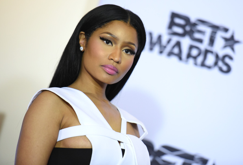 Nicki Minaj (AP)