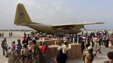 Saudi strikes suspended in Yemen to allow aid