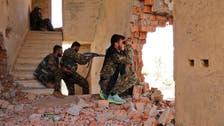 شامی کرد ملیشیا کا داعش کے زیر قبضہ قصبے پر کنٹرول